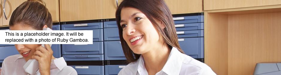Ruby Gamboa, Reception